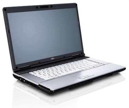 Notebook Fujitsu LifeBook E751 con sistema anti-ladro