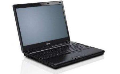 Notebook Fujitsu LifeBook P771: un 12 pollici coi muscoli
