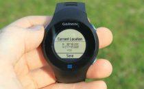 Orologio Garmin Forerunner 610 con GPS e touchscreen