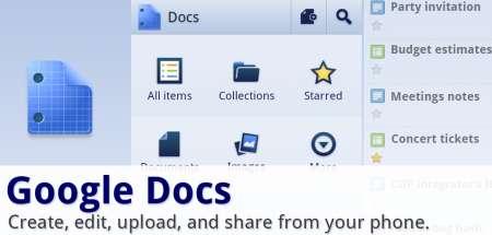 Google Docs per Android: download gratis dell'app ufficiale
