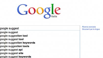 Google Suggest diffamatorio? La risposta ufficiale di Mountain View