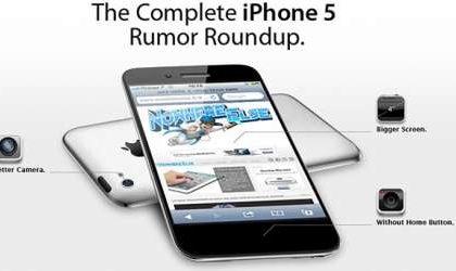 iPhone 5: infografica definitiva sui rumors