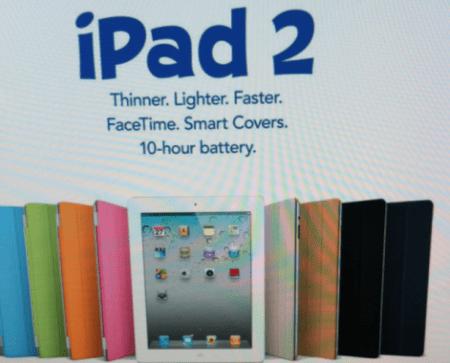 Apple iPad 2 in USA nei negozi di giocattoli Toys R Us!