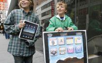 iPad 2: il tablet Apple sbarca in un asilo americano