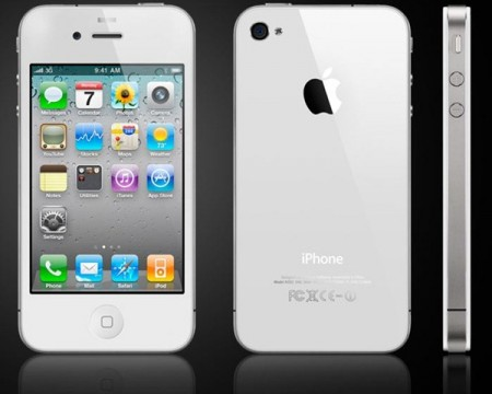 iPhone 4 bianco a sorpresa disponibile domani
