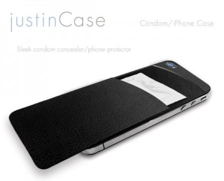 iphone condom case