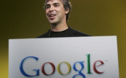 Google: Larry Page ritorna ufficialmente CEO