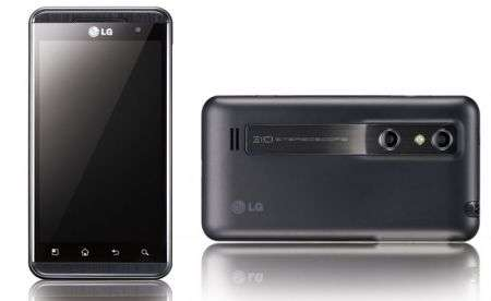 LG Optimus 3D prezzo e uscita da Expansys
