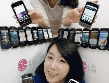 LG Optimus: i modelli della serie