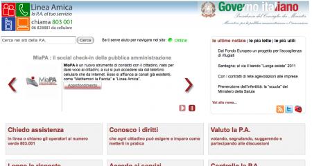 """Linea Amica: il """"google"""" della pubblica amministrazione"""