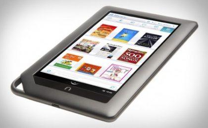 Microsoft vs Android: lo scontro sul campo Barnes & Noble