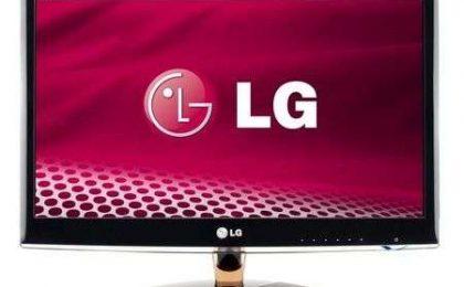 Monitor Led: LG è leader del mercato