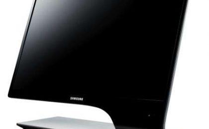 Monitor LED Samsung: uno stile tutto nuovo
