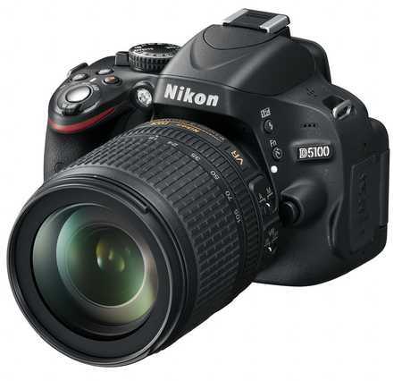 Fotocamera Nikon D5100: la reflex semplice
