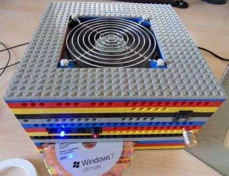 PC Mod: i mattoncini Lego sono il materiale vincente