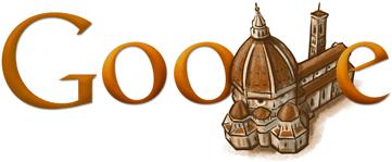 Google Doodle per la XIII Settimana della Cultura