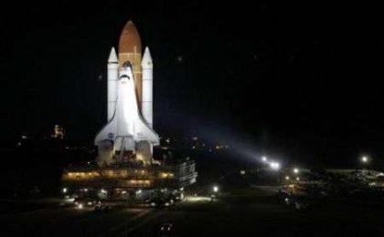 Shuttle Endeavour porterà sulla ISS il cacciatore d'antimateria iper hi tech