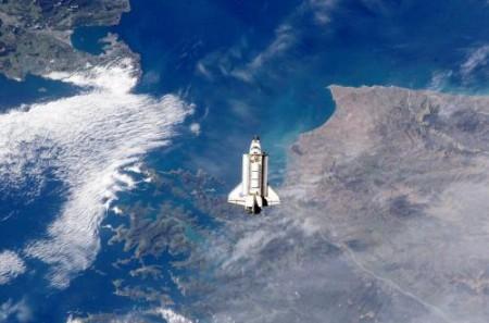 Shuttle Endeavour: il lancio raccontato su Twitter da 150 fortunati