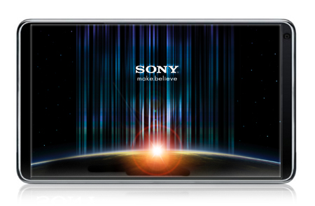 Tablet Sony con Android Honeycomb 3.0 in arrivo?