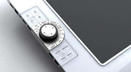 Concept Tablet M Pen & Pad con pulsantiera fisica