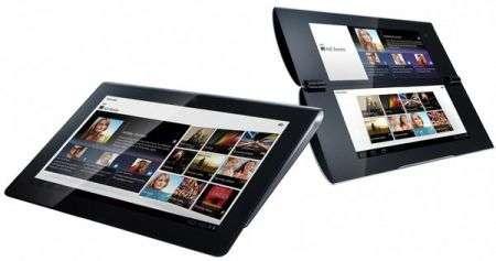 Tablet Sony S1 e S2: design e prestazioni, anti-iPad