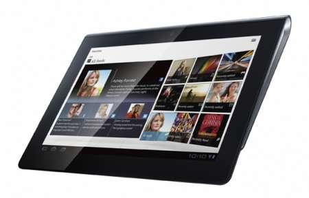 Tablet Sony S1 con Android 3.0 Honeycomb, la scheda tecnica