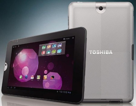 Tablet Toshiba Regza con Android Honeycomb in arrivo
