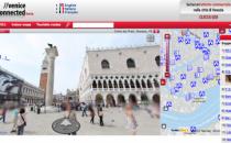Tour virtuale di Venezia stile Street View tra monumenti e informazioni