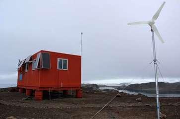 Videoconferenza tra l'Antartide e un liceo di Londra grazie a Dabblerr