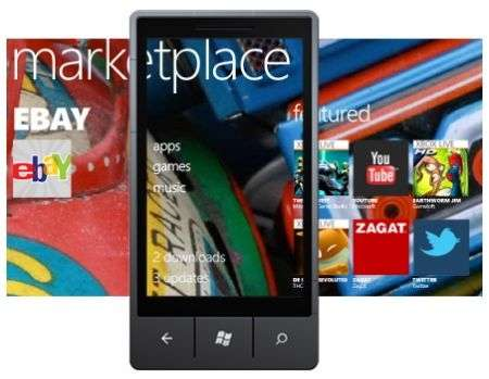 Windows Phone 7: il Marketplace raggiunge le 13.000 apps