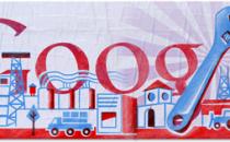 Google Doodle: 1° maggio Festa del Lavoro guadagna il logo