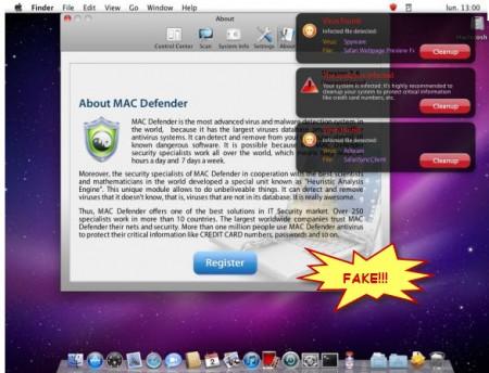 I virus per Mac esistono? Ecco Mac Defender, come riconoscerlo e evitarlo