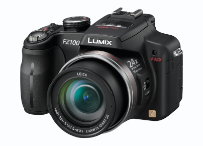 Panasonic lumix DMC FZ100