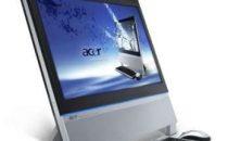 All-in-one PC Acer Aspire con schermo 3D