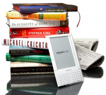 Amazon: gli eBook sono più comprati dei libri cartacei, è ufficiale