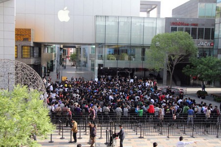 Apple iPad 2 esaurito in 4 ore in Cina