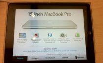 Gli Apple Store puntano su iPad al posto dei fogli di carta