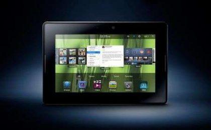 Blackberry Playbook richiamato negli USA? Nessun allarme serio