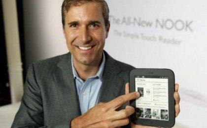 Il nuovo Barnes&Noble Nook per leggere ebook in modo tutto nuovo