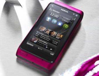 Festa della Mamma 2011: Nokia N8 Pink con app ELLE modaiola