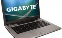 Notebook Gigabyte punta su Windows 7 e Intel Sandy Bridge