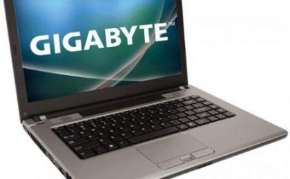 Notebook Gigabyte punta su Windows 7 e Intel Sandy Bridge