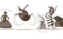 Google Doodle danzante con Martha Graham, il più artistico
