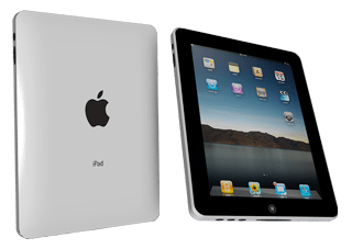 iPad 3d tablet apple