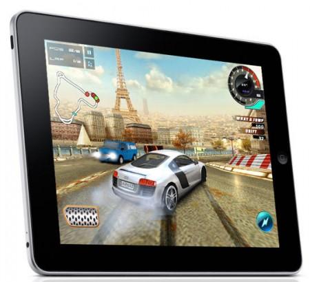 ipad 3d games