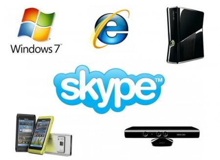 Microsoft e Skype: il VoIP da Xbox 360 e Kinect a WP7!