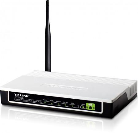 Modem Router TP-Link: uno dei più economici modelli senza fili