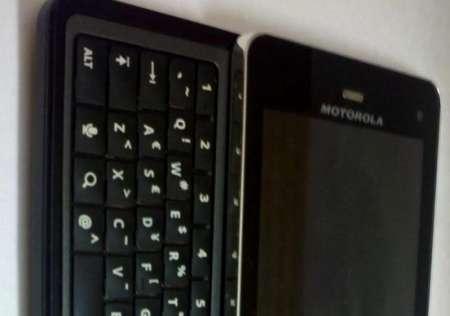 Motorola Droid 3 i primi dettagli sul nuovo Milestone