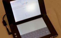 Ecco il tablet Android con doppio schermo, una soluzione interessante