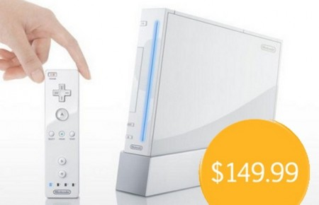 Nintendo Wii: il prezzo cala di 50 euro
